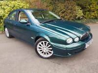 Jaguar X-TYPE 2.0D 2006MY S WITH GREAT LOW MILEAGE!