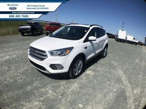 2017 Ford Escape SE  - Non-smoker - Certified