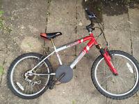 "Child Size Bike - ""Emmelle Impact"" (Poor Condition)"