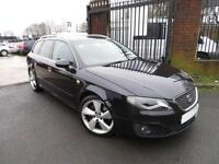 2013 62 SEAT EXEO 2.0 SPORT TSI 5D 208 BHP 1 OWNER EX POLICE FSH VGC