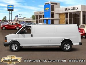 2018 Chevrolet Express Cargo Van 2500 155WB