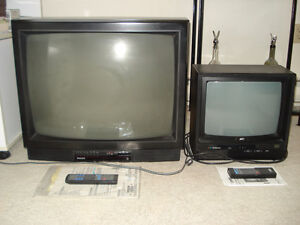 Two TV sets FREE to a good home