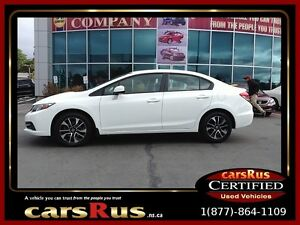 2013 Honda Civic EX Was $15,995 plus Tax Now $15,995 Tax In!