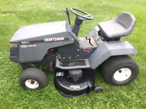 Lawn Tractor Buy Garden Patio And Outdoor Furniture