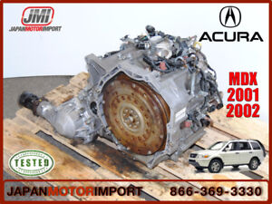 2001 2002 ACURA MDX AUTOMATIQUE TRANSMISSION AUTOMATIC