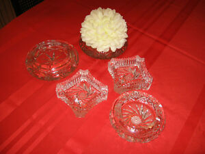 Pinwheel Crystal : Dishes