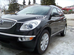 2011 Buick Enclave CXL AWD Heated/Cooled Leather