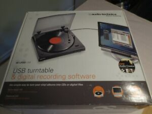 Turntable to USB