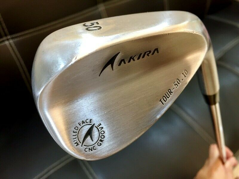 Akira Golf Tour Wedge New Grooves Rules H1 Series