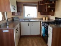Stunning home from home caravan for sale sleeps 6 sited on Hayling Island