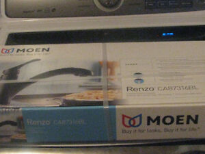 NEW IN BOX Set of MOEN Kitchen Taps Lifetime Warranty 200 Retail