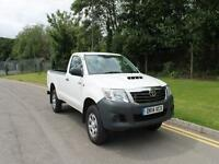 2014 Toyota Hilux Active 4X4 D-4D S/C Light 4X4 Utility 2.5 Manual Diesel