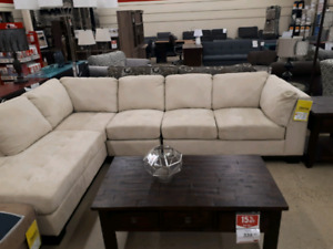 Clearance furniture available today