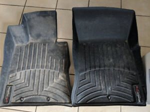 Weather tech car mats and winter tires