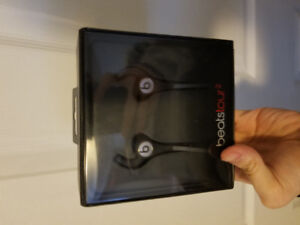 Dr beats by dre in ear earphones Tour 2.5 titanium