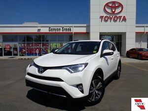 2016 Toyota Rav4 AWD XLE ONE OWNER CLEAN CARPROOF LIKE NEW
