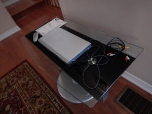 Philips DVD Video Recorder c/w cables, remote, manual