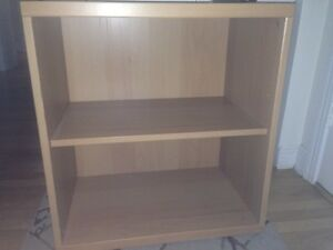 IKEA 2 tier shelf