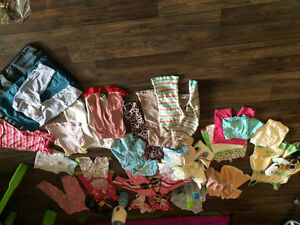 Over 30 quality baby items.