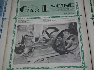 OLD GAS ENGINE AND TRACTOR MAGAZINES MINT . Windsor Region Ontario image 8