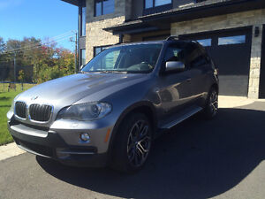 BMW X5 Si - Impeccable - Toit Panoramique - 8 Mags - 8 Pneu