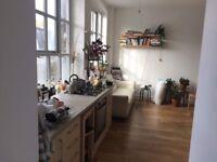 Large 2 Bed Warehouse Apartment Flat Studio in Stoke Newington