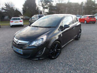 14-64 Vauxhall Corsa 1.2i 16v ( 85ps ) Limited Edition ( a/c )