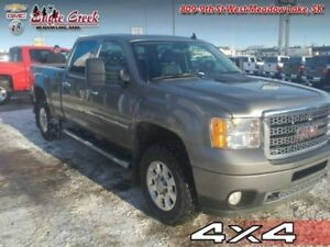 2013 GMC Sierra 3500HD Denali  FOR MORE INFO TEXT (306)236-7462