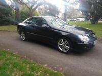 2008 58 Mercedes CLK 200 Kompressor Coupe £4395*SALE JUST REDUCED*NEW MOT,LEATHER,FSH,CLIMATE,CRUISE