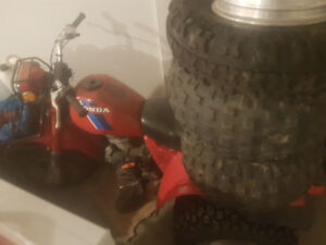 Small engine repaire shop an huge theres wheeler lot for sale