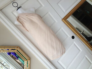maje one shoulder dress size 1 or small