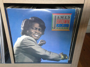 JAMES BROWN Im Real VINYL LP