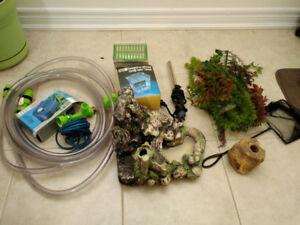 Moving Sale ...Aquarium Accessories
