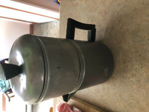Antique coffee maker
