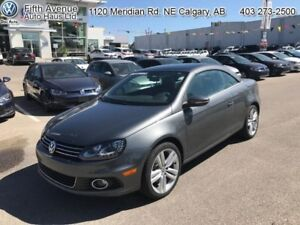 2014 Volkswagen Eos Highline  - Certified - Leather Seats - $270