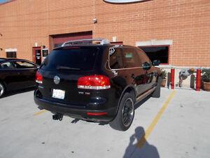 2004 Volkswagen Touareg TDI V10 VUS