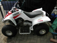 2004 Yamaha YFM 80 RAPTOR ATV/FOUR WHEELER