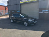 2008 57 BMW 118D ES AUTOMATIC 3 DOOR,100000 MILES WITH FULL SERVICE HISTORY