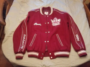 ROOTS Winter Olympics 2002 - Salt Lake City - TEAM CANADA JACKET