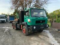 Maguiris Deutz / TAM Left hand drive Water drilling rig 150m of pipes, 6x4