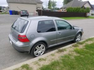 Volkswagen gti 2003 turbo 1.8t