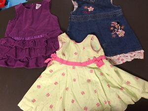 Girls 6m summer clothes Regina Regina Area image 2