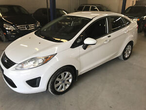 2012 FORD FIESTA- 63,000 KMS  1er-2e & 3e CHANCE 100% APPROVED