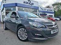 2014 Vauxhall ASTRA EXCITE Manual Hatchback