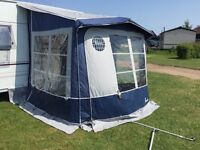 Isabella porch awning excellent condition
