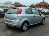2009 Fiat Grande Punto 1.4 Active 3 Door Hatchback Petrol Manual