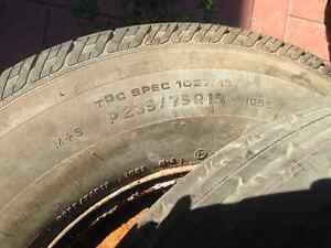 never used spare tire 2004 Canyon Peterborough Peterborough Area image 1