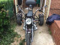 Trike 850 cc