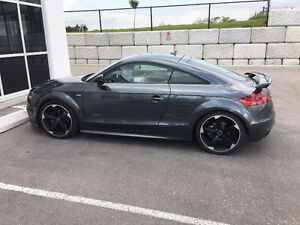 2014 Audi TT Competition PKG Coupe (2 door)