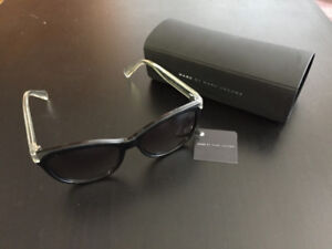 THE   NEW '''' MARC JACOBS '''' TWO -TONE WAYFARER SUNGLASSES FO